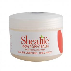 Shea Life 100% Poppy Body Therapy Balm , 100g
