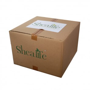 Shea Life100% Organic Unrefined Shea Butter, TRADE, 25Kg